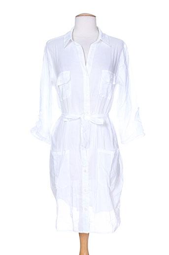 seafolly tuniques femme de couleur blanc
