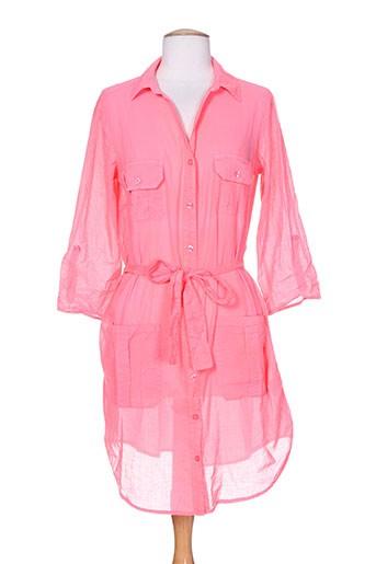 seafolly tuniques femme de couleur rose