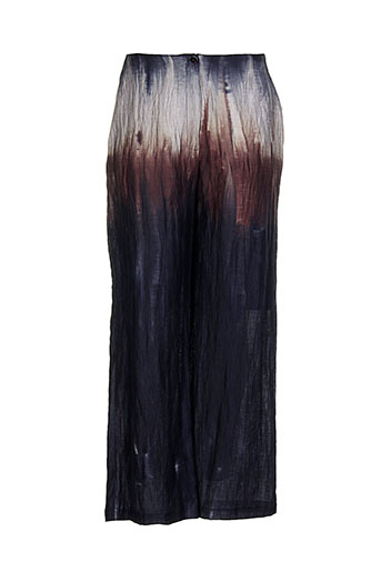 zoe pantalons et decontractes femme de couleur bleu