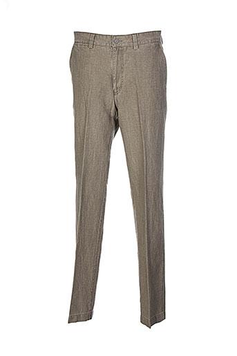 camel active pantalons homme de couleur vert