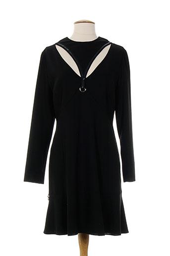 lecoanet hemant robes femme de couleur noir