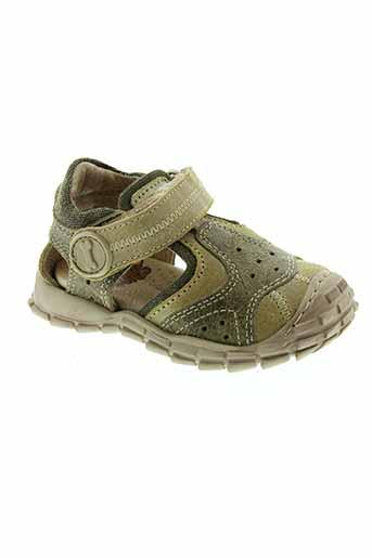stones et and et bones sandales et nu et pieds garcon de couleur vert