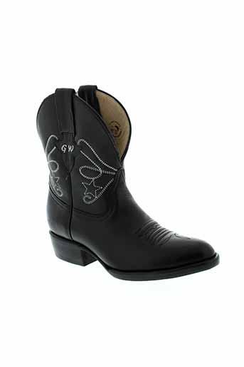 go'west chaussures femme de couleur noir