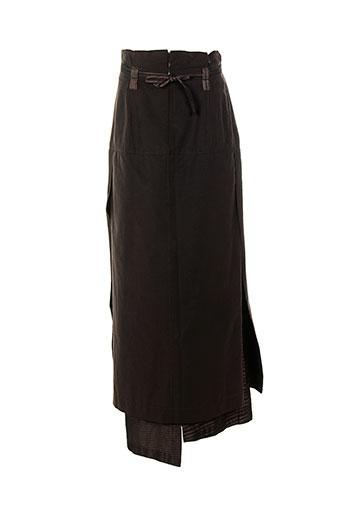 bellocoton jupes femme de couleur marron
