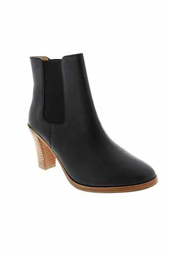 a et p et c boots femme de couleur noir