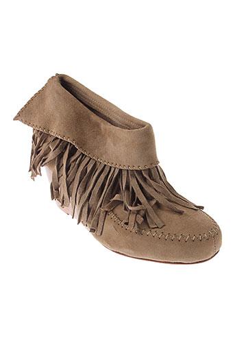betty boom chaussures femme de couleur beige