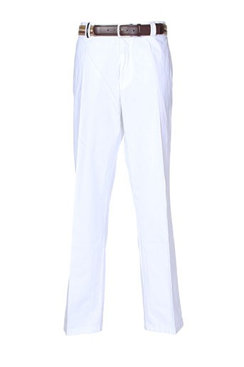 traffic pantalons et citadins homme de couleur blanc