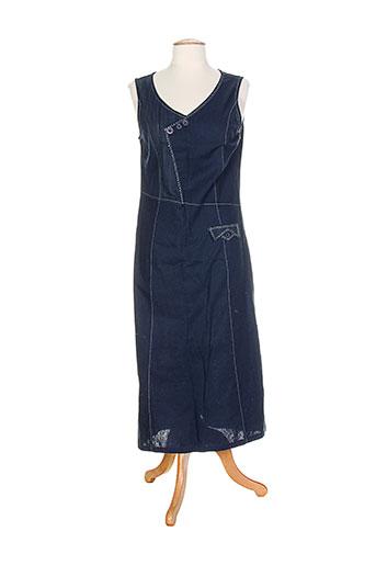 les marins de jac jac robes femme de couleur bleu