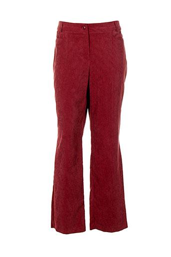 my way pantalons femme de couleur rose