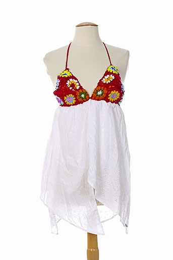 rare chemises femme de couleur blanc