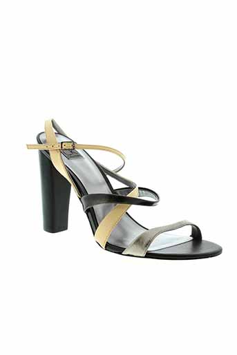 calvin klein chaussures femme de couleur noir