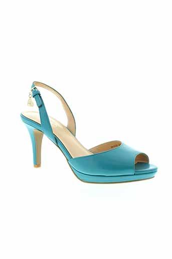 liu jo chaussures femme de couleur bleu