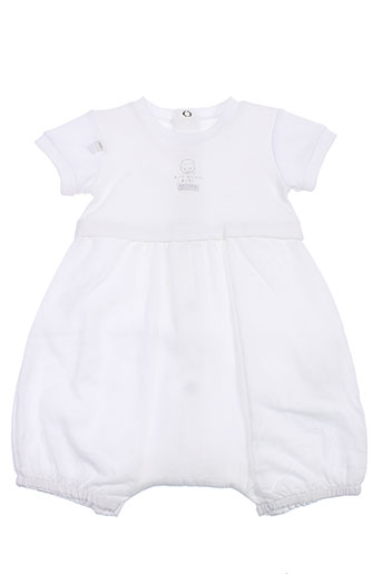 absorba barboteuses enfant de couleur blanc (photo)