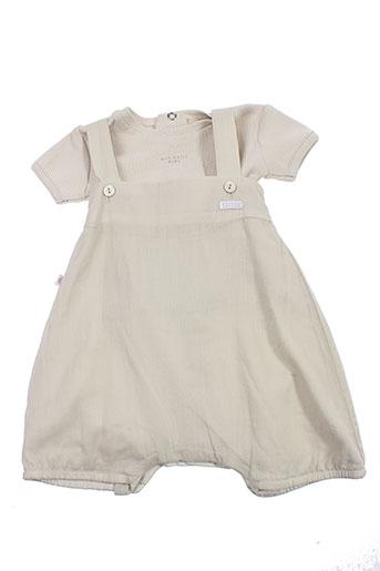 absorba t et shirts et shorts enfant de couleur beige
