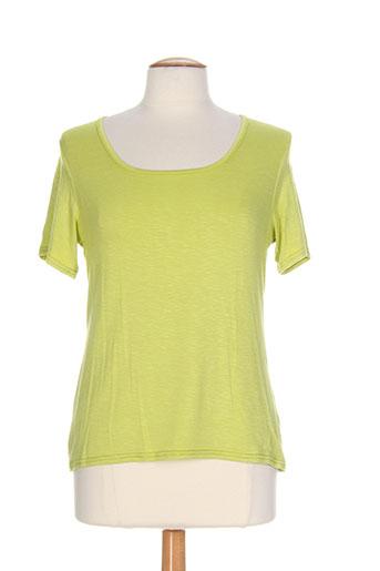 telmail t et shirts et tops femme de couleur vert