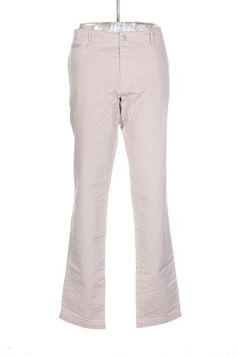 hartford pantalons et decontractes homme de couleur gris