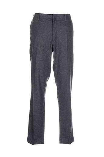 bellerose pantalons et citadins homme de couleur gris