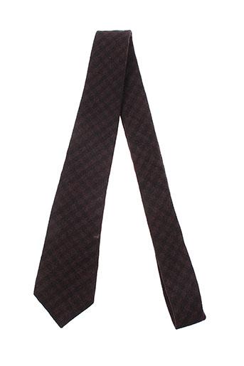 alexander et olch cravates homme de couleur noir