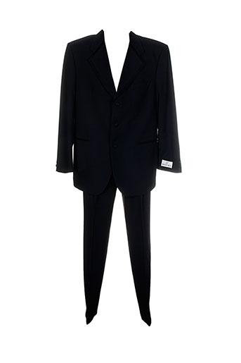 wilvorst pantalon et veste homme de couleur noir