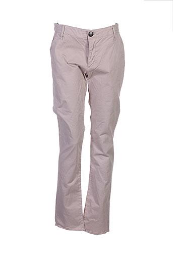 ikks pantalons fille de couleur rose