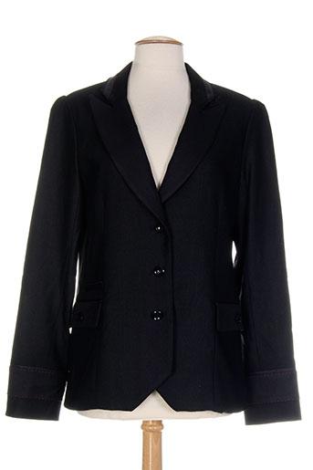 atika vestes femme de couleur noir