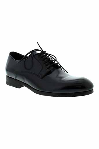 paul smith chaussures garçon de couleur noir