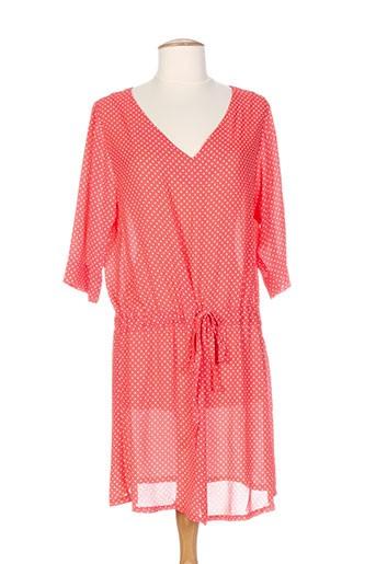 les bonheurs de sophie robes femme de couleur rouge