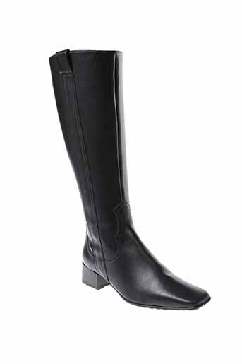 ara bottes femme de couleur noir