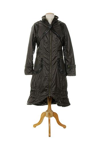 creative by manteaux femme de couleur marron