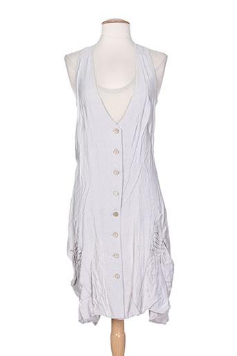 2026 robes et longues femme de couleur beige (photo)