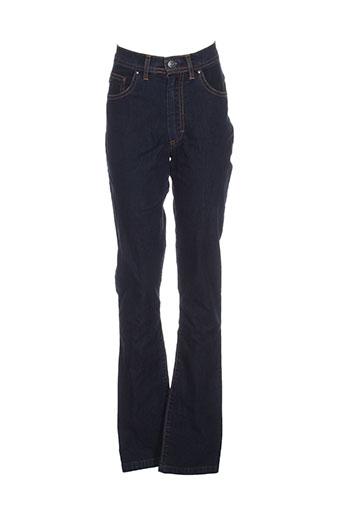 rosa rosam jeans femme de couleur bleu