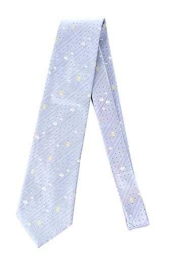 artesie cravates homme de couleur gris
