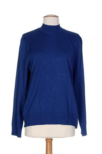 casamia pulls femme de couleur bleu