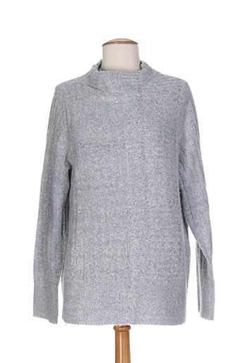 bianca pulls femme de couleur gris
