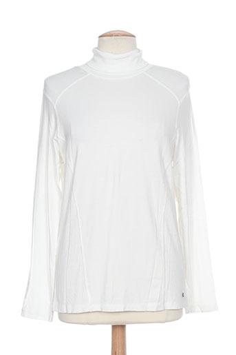 bianca t et shirts et tops femme de couleur blanc