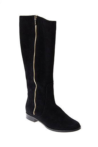 maxmara bottes femme de couleur noir