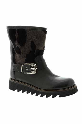 fru et it boots femme de couleur marron