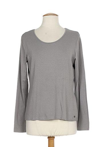 mado et les autres t et shirts et tops femme de couleur gris