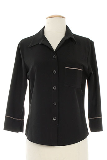 renatto bene vestes femme de couleur noir