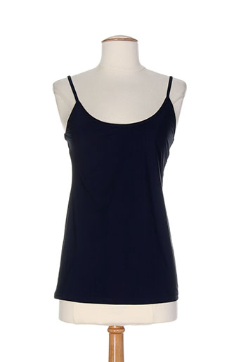 cassiopee chemises femme de couleur bleu