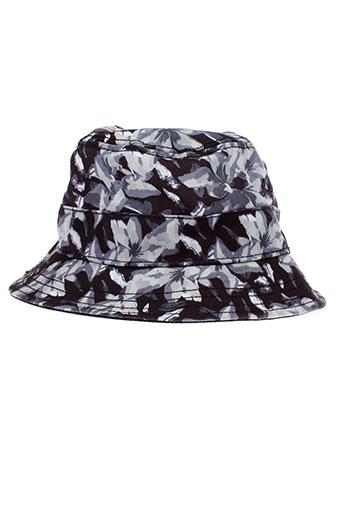 new et era chapeaux et bonnets unisexe de couleur gris