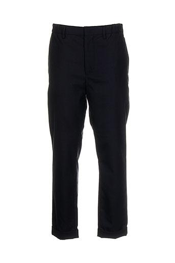 costume nemutso pantalons homme de couleur noir
