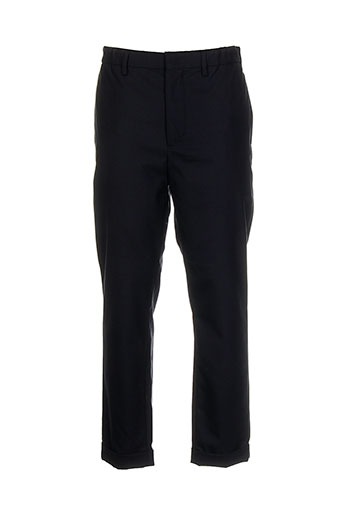 Pantalon chic noir COSTUME NEMUTSO pour homme