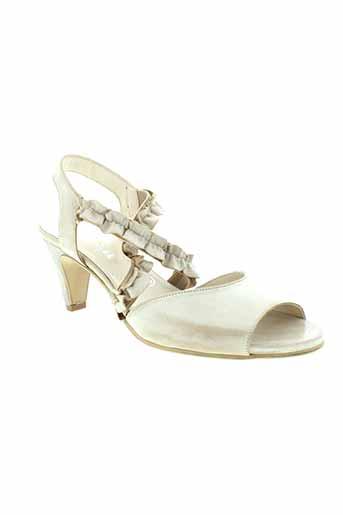 artika et soft sandales et nu et pieds femme de couleur beige