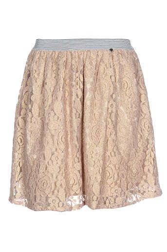 rinascimento jupes femme de couleur beige