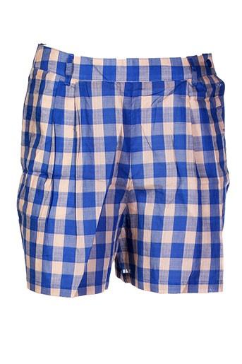 sessun shorts et bermudas femme de couleur bleu