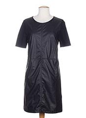 Robe mi-longue noir DIPLODOCUS pour femme seconde vue