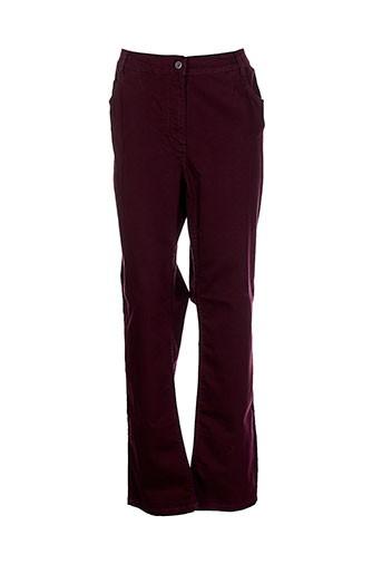 no et secret pantalons et decontractes femme de couleur violet