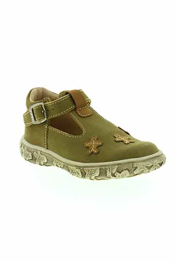 gbb chaussures garçon de couleur vert