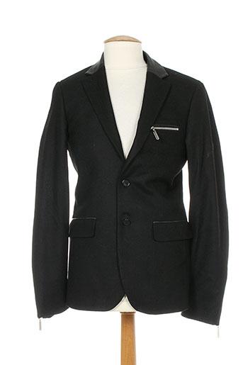 cent's vestes femme de couleur noir
